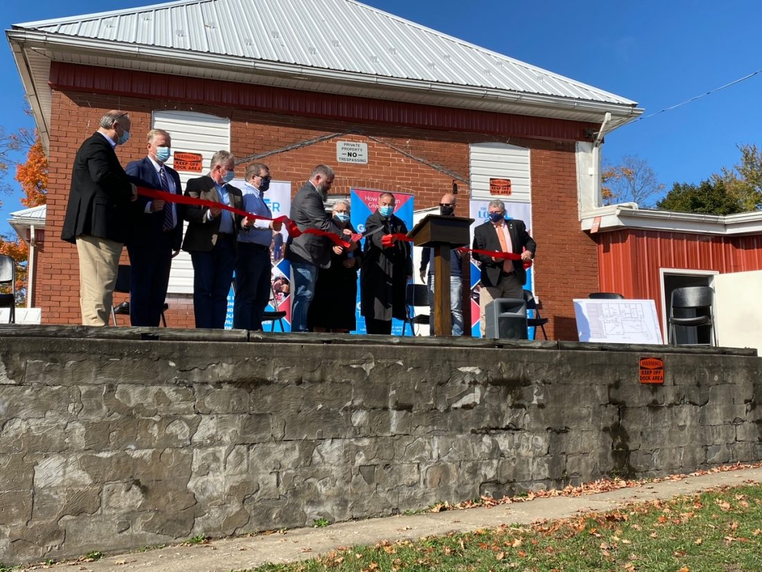 New Love Center Launches Capital Campaign By Blessing New Building