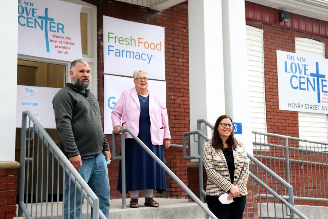 New Service Provided for Diabetics, Food Insecure in Jersey Shore